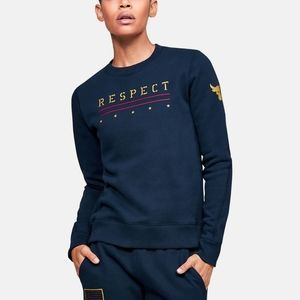 Under Armour Project Rock Veteran's Day Hoodie